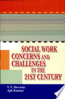 Social Work Concerns And Challenges In The 21st Century