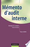 Memento d'audit interne