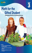 Math for the Gifted Student