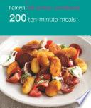 200 Ten Minute Meals