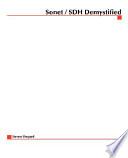 Sonet Sdh Demystified