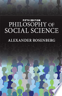 Philosophy of Social Science PDF