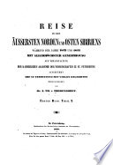 Dr. A. Th. V. Middendorff's Sibirische Reise