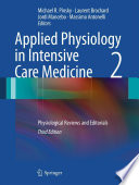 Applied Physiology in Intensive Care Medicine 2