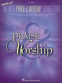 More of the Best Praise   Worship Songs Ever  Songbook