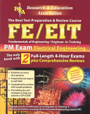 The Best Test Preparation   Review Course  FE EIT Fundamentals of Engineering engineer in training  PM Exam in Electrical Engineering