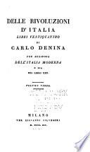 Delle rivoluzioni d Italia  Libro 9  12