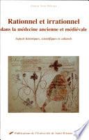 illustration du livre Rationnel et irrationnel dans la médecine ancienne et médiévale