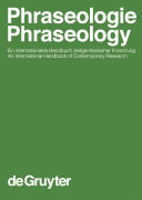 Phraseologie / Phraseology
