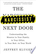 The Narcissist Next Door