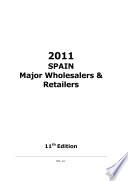 SPAIN Major Wholesalers & Retailers