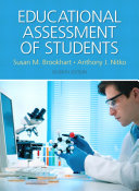 Educational Assessment of Students