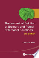 the-numerical-solution-of-ordinary-and-partial-differential-equations