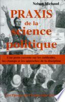 Praxis de la science politique
