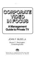Corporate Video in Focus