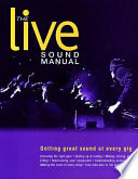 The Live Sound Manual