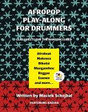 Afropop Play Along For Drummers