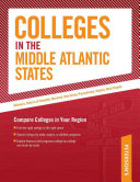 Colleges in the Middle Atlantic States