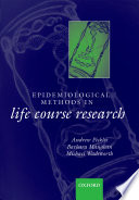 Epidemiological Methods in Life Course Research