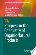 Progress in the Chemistry of Organic Natural Products 102