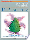 Alfred s Basic Piano Course  Merry Christmas  Complete Book 1  1A 1B