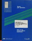 Compte Rendu Du Second Atelier Annual Sur L'autorité Publique de la Police Des Premières Nations, 17 Et 18 Août 1994
