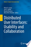 Distributed User Interfaces Usability And Collaboration