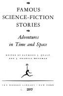 Famous Science fiction Stories