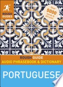 Rough Guide Audio Phrasebook and Dictionary: Portuguese