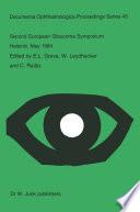 Second European Glaucoma Symposium  Helsinki  May 1984