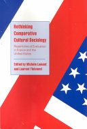 Rethinking Comparative Cultural Sociology