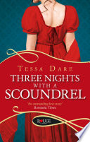 Three Nights With a Scoundrel  A Rouge Regency Romance