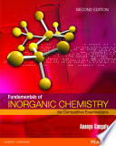 Fundamentals of Inorganic Chemistry for Competitive Examinations