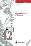 Desktop Publishing mit PageMaker 4.2 für den Macintosh