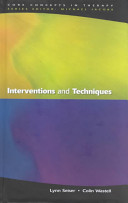 Interventions and Techniques
