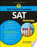 1 001 SAT Practice Problems For Dummies