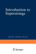 Introduction to Superstrings