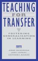 download ebook teaching for transfer pdf epub
