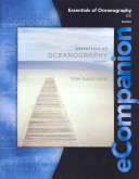 Ecompanion for Garrison's Essentials of Oceanography, 6th