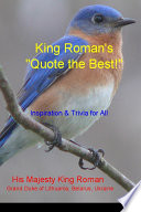King Roman s  Quote the Best