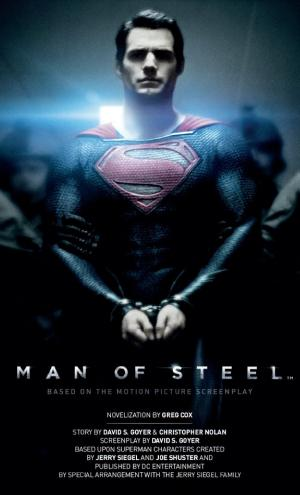 Man of Steel: The Official Movie Novelization - ISBN:9781781166000