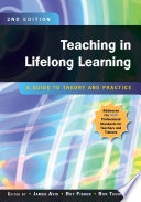 Teaching In Lifelong Learning  A Guide To Theory And Practice