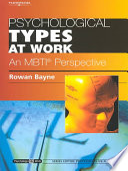 Psychological Types at Work