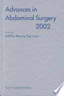 Advances in Abdominal Surgery 2002