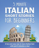 5 Minute Italian Short Stories for Beginners Book PDF