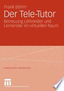 Der Tele-Tutor