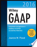 Wiley GAAP 2016