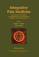 download ebook integrative pain medicine pdf epub