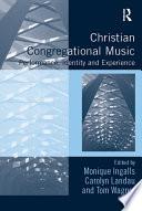 Christian Congregational Music book