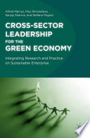 Cross Sector Leadership For The Green Economy